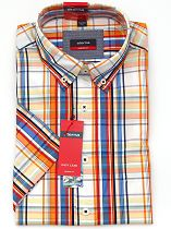 men's shirt modern fit short sleeves 18534 from eterna