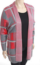 wool cardigan 23530 from Verpass